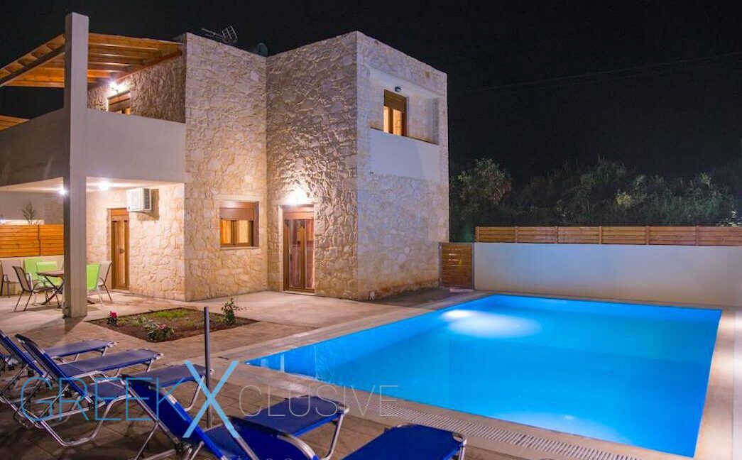 House in Crete with sea View and private pool, Properties in Crete Greece 16