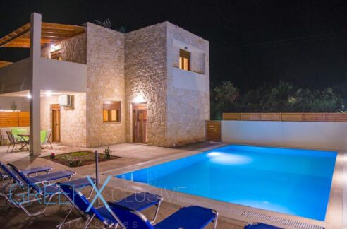 House in Crete with sea View and private pool, Properties in Crete Greece