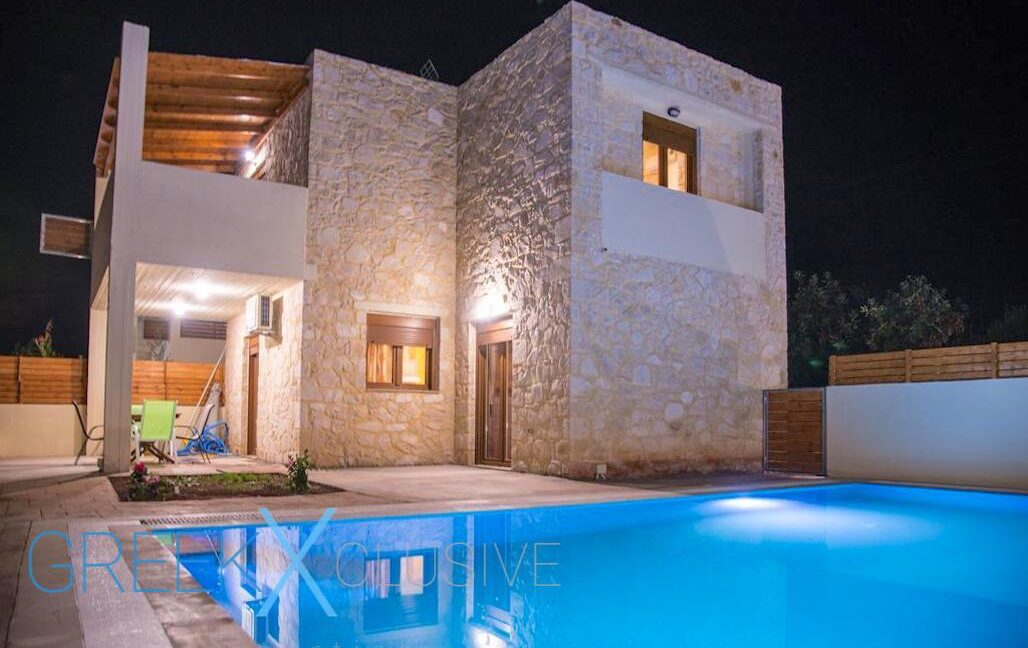 House in Crete with sea View and private pool, Properties in Crete Greece 19