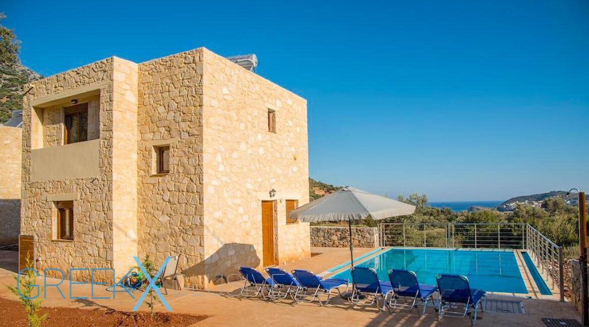 House in Crete with sea View and private pool, Properties in Crete Greece 20