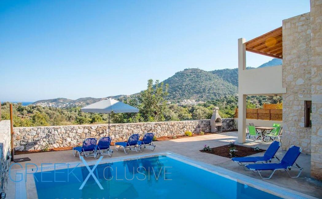 House in Crete with sea View and private pool, Properties in Crete Greece 21