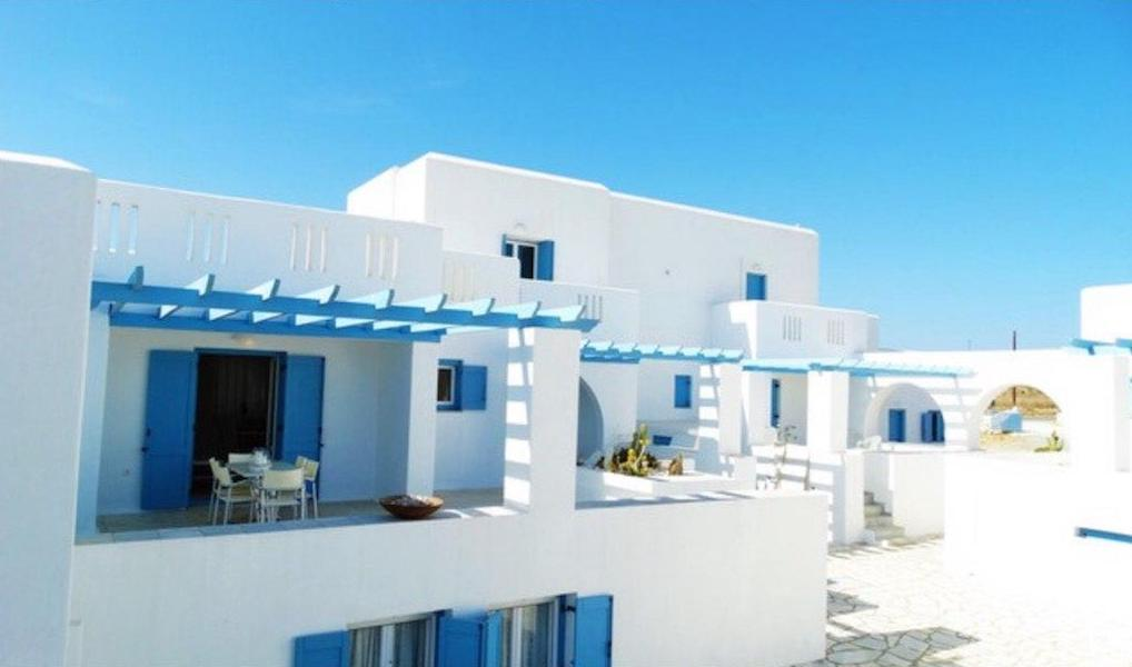 House in Paros Cyclades Greece