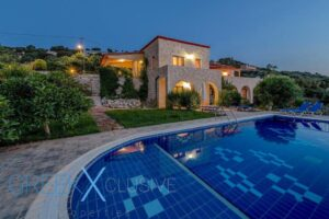 House with Sea View near Rethymno Crete