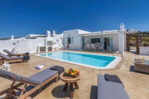 Luxury Mykonos Villa, Kalafatis Mykonos