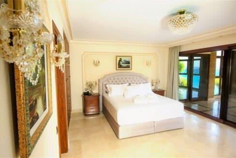 Luxury Sea front Villa in Attica FOR SALE - Porto Germeno, Luxury Beachfront Estate Greece, Luxury Estates Greece 13