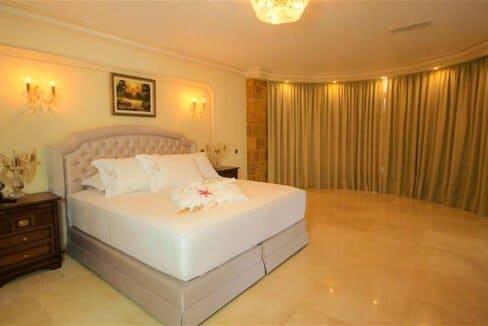 Luxury Sea front Villa in Attica FOR SALE - Porto Germeno, Luxury Beachfront Estate Greece, Luxury Estates Greece 15