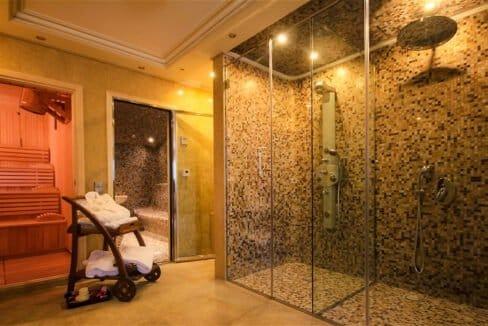 Luxury Sea front Villa in Attica FOR SALE - Porto Germeno, Luxury Beachfront Estate Greece, Luxury Estates Greece 18