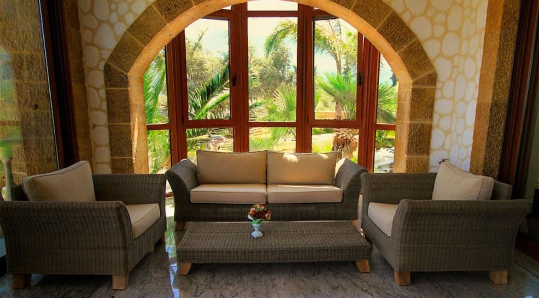 Luxury Sea front Villa in Attica FOR SALE - Porto Germeno, Luxury Beachfront Estate Greece, Luxury Estates Greece 20