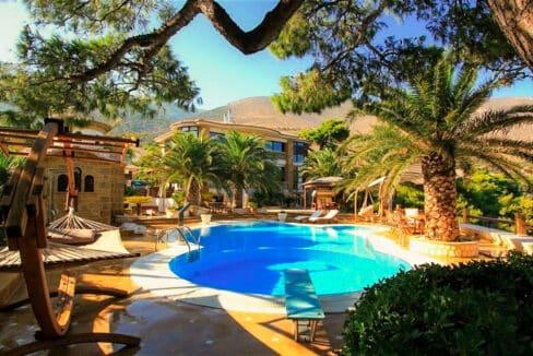 Luxury Sea front Villa in Attica FOR SALE - Porto Germeno, Luxury Beachfront Estate Greece, Luxury Estates Greece 21