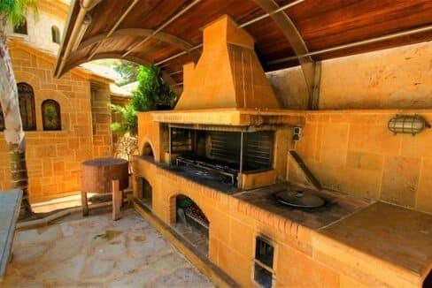 Luxury Sea front Villa in Attica FOR SALE - Porto Germeno, Luxury Beachfront Estate Greece, Luxury Estates Greece 22
