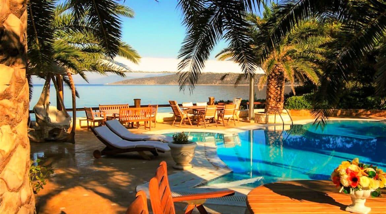 Luxury Sea front Villa in Attica FOR SALE - Porto Germeno, Luxury Beachfront Estate Greece, Luxury Estates Greece 27