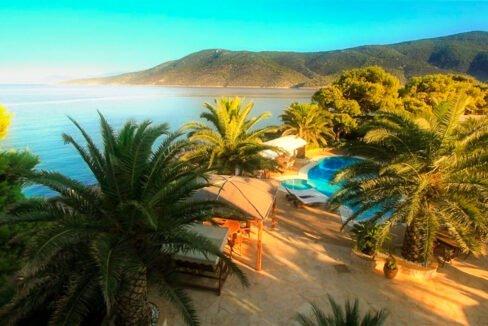 Luxury Sea front Villa in Attica FOR SALE - Porto Germeno, Luxury Beachfront Estate Greece, Luxury Estates Greece 28