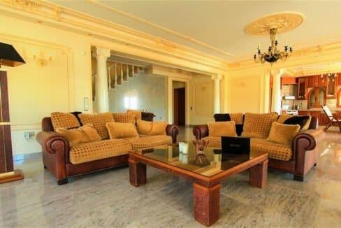 Luxury Sea front Villa in Attica FOR SALE - Porto Germeno, Luxury Beachfront Estate Greece, Luxury Estates Greece 3