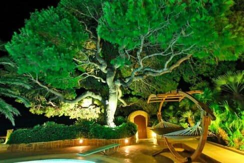 Luxury Sea front Villa in Attica FOR SALE - Porto Germeno, Luxury Beachfront Estate Greece, Luxury Estates Greece 32