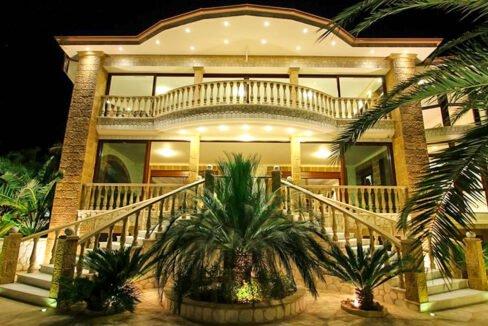 Luxury Sea front Villa in Attica FOR SALE - Porto Germeno, Luxury Beachfront Estate Greece, Luxury Estates Greece 33