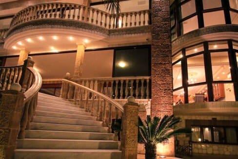 Luxury Sea front Villa in Attica FOR SALE - Porto Germeno, Luxury Beachfront Estate Greece, Luxury Estates Greece 36