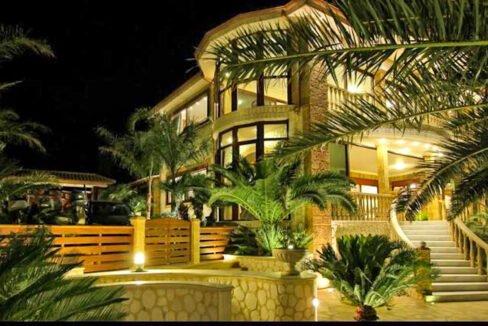 Luxury Sea front Villa in Attica FOR SALE - Porto Germeno, Luxury Beachfront Estate Greece, Luxury Estates Greece 42