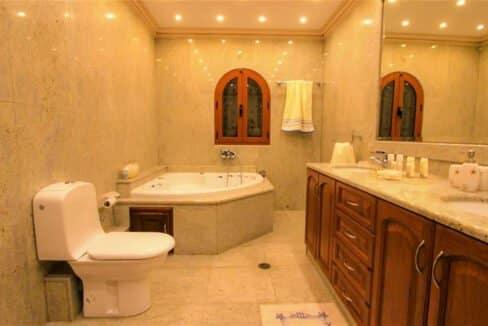 Luxury Sea front Villa in Attica FOR SALE - Porto Germeno, Luxury Beachfront Estate Greece, Luxury Estates Greece 6