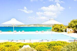 Luxury Seafront Villas in Paros Greece , Waterfront Properties Paros Greece