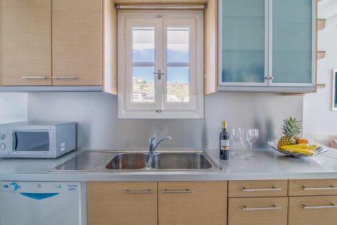 Maisonette for sale Mykonos with sea view , Agios Stefanos 16