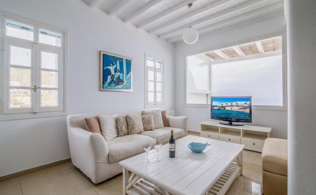 Maisonette for sale Mykonos with sea view , Agios Stefanos 17