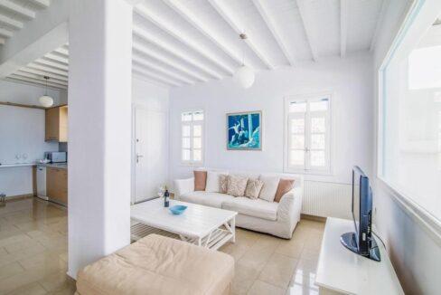 Maisonette for sale Mykonos with sea view , Agios Stefanos 21
