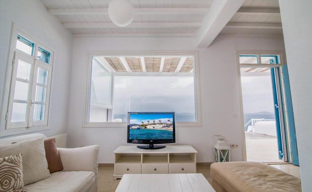 Maisonette for sale Mykonos with sea view , Agios Stefanos 23
