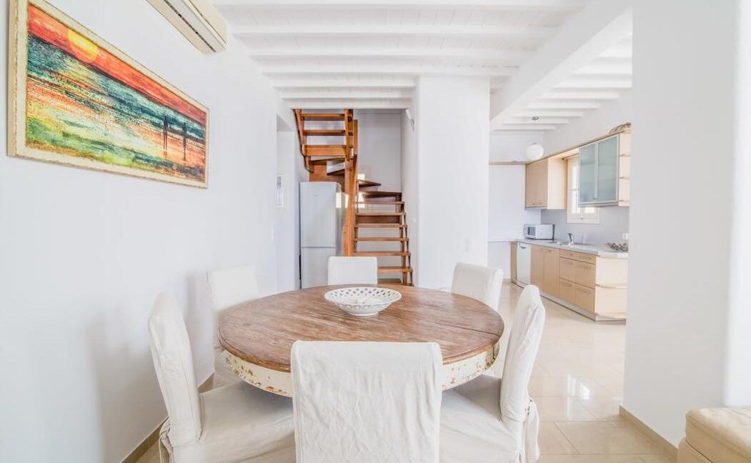 Maisonette for sale Mykonos with sea view , Agios Stefanos 24