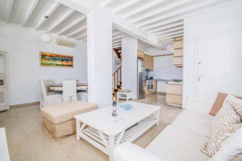 Maisonette for sale Mykonos with sea view , Agios Stefanos 25
