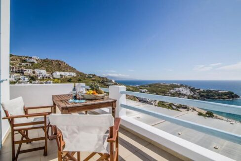 Maisonette for sale Mykonos with sea view , Agios Stefanos 29