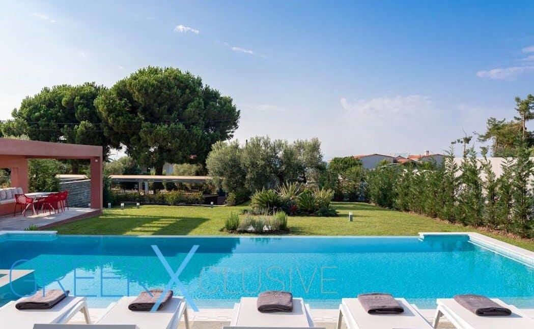 Modern Villa in Kassandra Halkidiki, Polychrono, Halkidiki Properties 17
