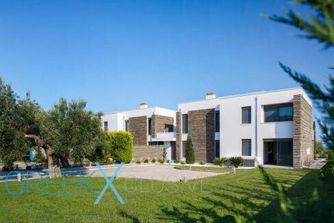 Modern Villa in Kassandra Halkidiki, Polychrono, Halkidiki Properties 19