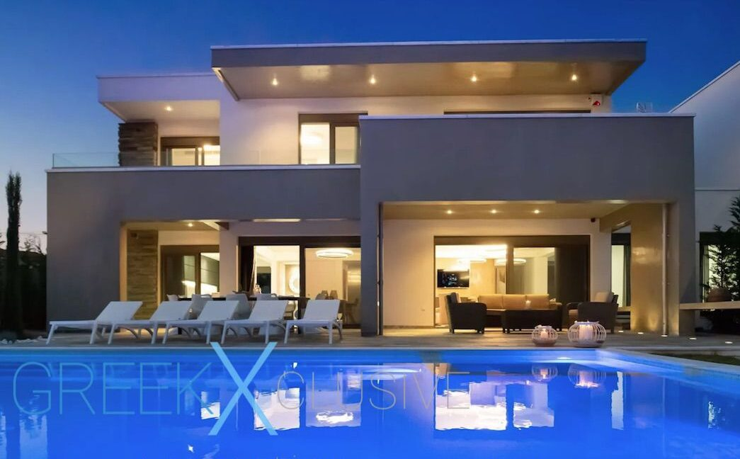 Modern Villa in Kassandra Halkidiki, Polychrono, Halkidiki Properties 2