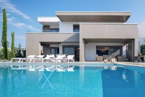 Modern Villa in Kassandra Halkidiki, Polychrono, Halkidiki Properties 4