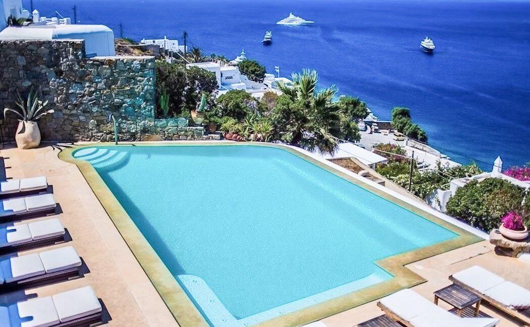 Mykonos-Nammos Seaside Villa, Luxury Property Mykonos Greece