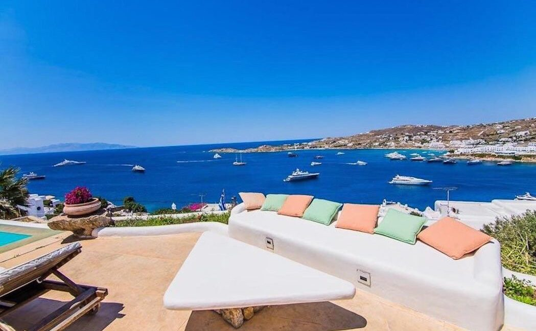 Mykonos-Nammos Seaside Villa, Luxury Property Mykonos Greece