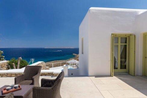 Mykonos Villa in Choulakia with Sea View, Mykonos Property 1