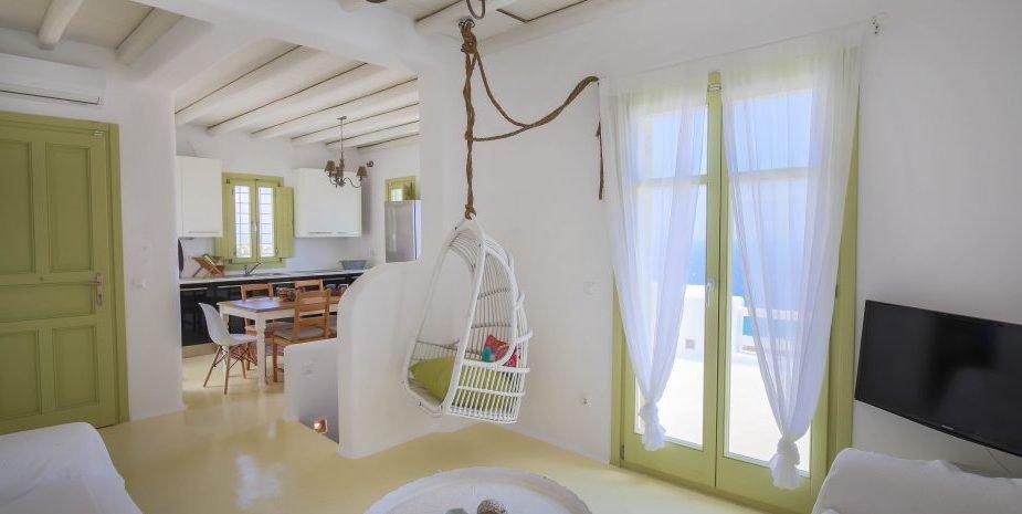 Mykonos Villa in Choulakia with Sea View, Mykonos Property 10