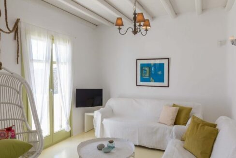 Mykonos Villa in Choulakia with Sea View, Mykonos Property 12