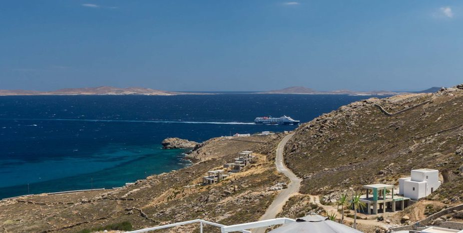 Mykonos Villa in Choulakia with Sea View, Mykonos Property 15
