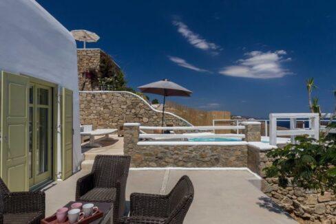Mykonos Villa in Choulakia with Sea View, Mykonos Property 18