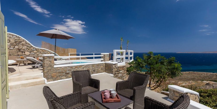 Mykonos Villa in Choulakia with Sea View, Mykonos Property 19
