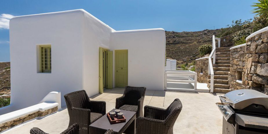 Mykonos Villa in Choulakia with Sea View, Mykonos Property 2
