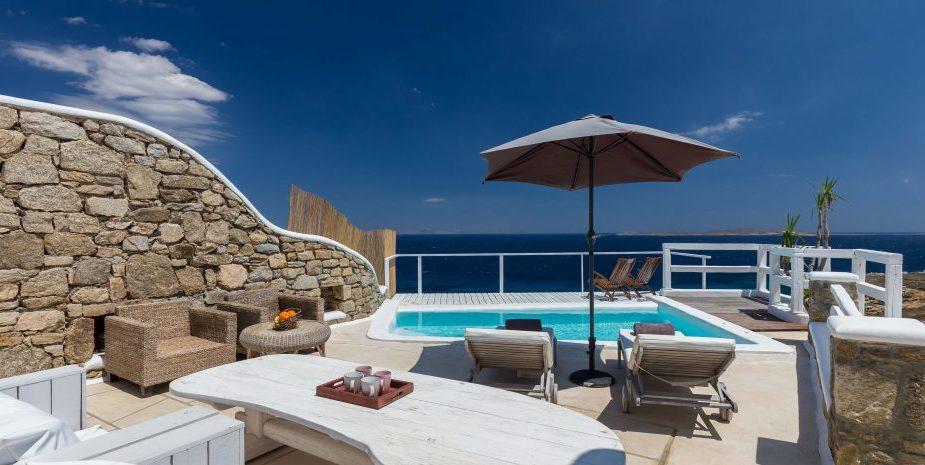 Mykonos Villa in Choulakia with Sea View, Mykonos Property 21