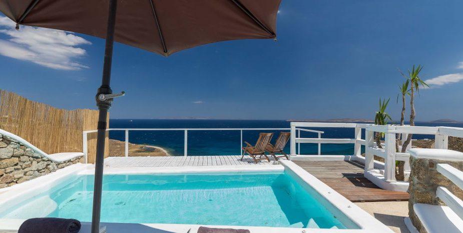 Mykonos Villa in Choulakia with Sea View, Mykonos Property 23