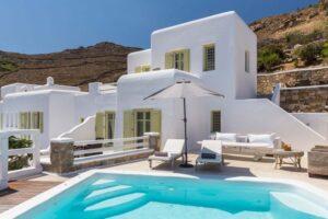 Mykonos Villa in Choulakia with Sea View, Mykonos Property
