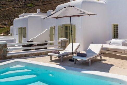 Mykonos Villa in Choulakia with Sea View, Mykonos Property 26