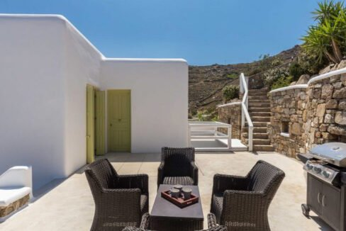 Mykonos Villa in Choulakia with Sea View, Mykonos Property 3