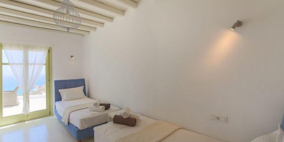 Mykonos Villa in Choulakia with Sea View, Mykonos Property 4