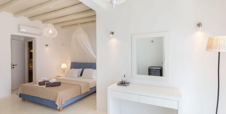 Mykonos Villa in Choulakia with Sea View, Mykonos Property 7